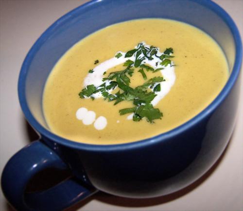 Squash-Pear Soup